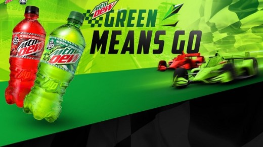 MTN Dew Green Means Go Sweepstakes