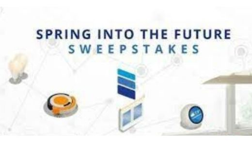 Blinds Spring Into the Future Sweepstakes