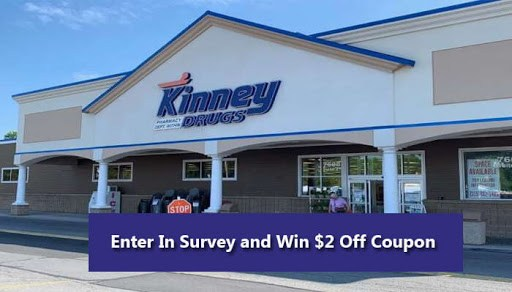 Kinney Drugs Customer Experience Survey