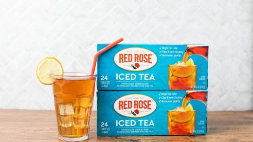 Red Rose Tea Giveaway