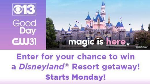 Good Day Sacramento Disney Find The Magic Contest