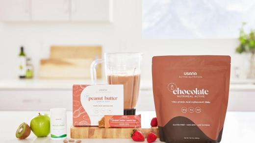 The USANA Active Nutrition Sweepstakes