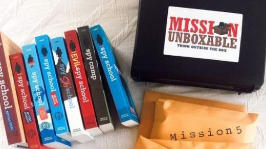 Spy School x Mission Unboxable Sweepstakes