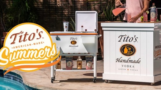Tito's Tailgate Sweepstakes