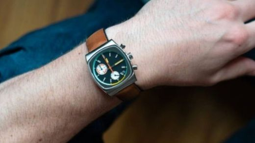 Brew Watches Metric Retro Dial More Giveaway