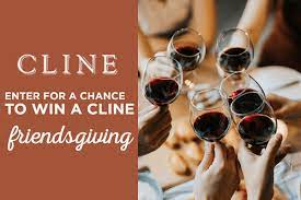 Cline Friendsgiving Sweepstakes