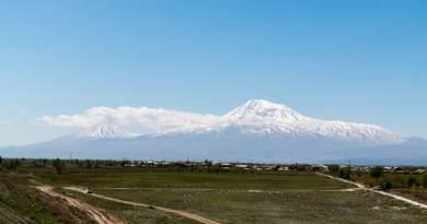 Mount Ararat / Turkey