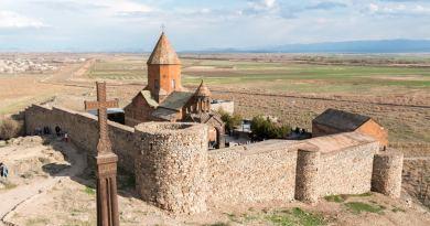 Photo Gallery Armenia and Nagorno Karbakh - Khor Virap