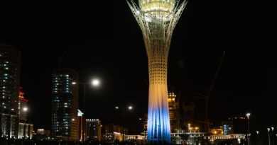 Foto's Kazakhstan