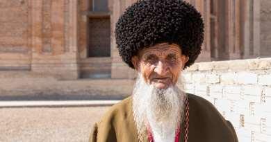 Photos Turkmenistan