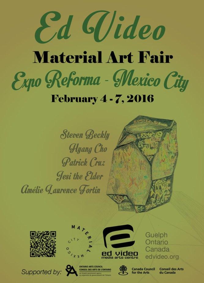 ed video material art fair