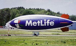 The MetLife Blimb might be good advertising, but it makes for lousy car insurance rates