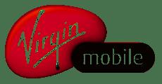 The original Virgin Mobile logo.
