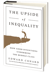 Upside of Inequality