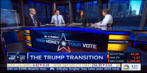 "Analyzing President-elect Trump's Policy Priorities on CNBC's ""Squawk Box"" with Andrew Ross Sorkin"