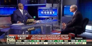 "Why President Trump Is Focused on Auto Jobs on FBN's ""Making Money with Charles Payne"""
