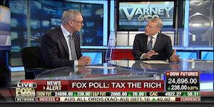 Ed Conard Discusses the Crippling Cost of 70% Tax Rates with Stuart Varney on Fox News