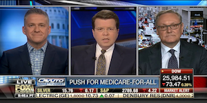 """Ed Conard debates the long-term cost of the Democrats' Green New Deal with Neil Cavuto on """"Cavuto: Coast to Coast."""""""