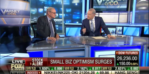 "Small Biz Optimism Surges Despite Tariffs in Trade War on FBN's ""Varney + Co"""