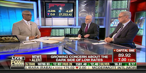 "Debating the Logic Underpinning the Expected Fed Rate Cut on Fox Business's ""Making Money"""