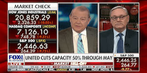 Predicting How Coronovirus May Impact the Economy on Fox Business