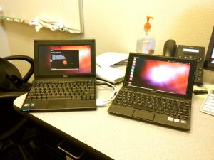 Ubuntu on Netbooks