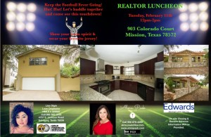 Realtor Open House with Keller Williams RGV Realty's Alma Paek