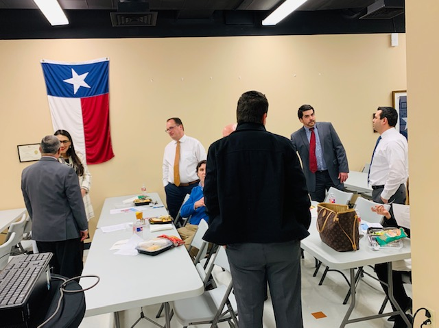 Hidalgo County Bar Association to Edwards University in Edinburg