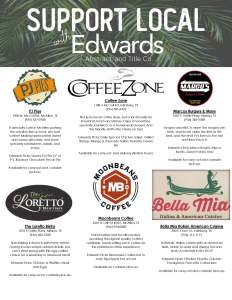 Support Local with Edwards!