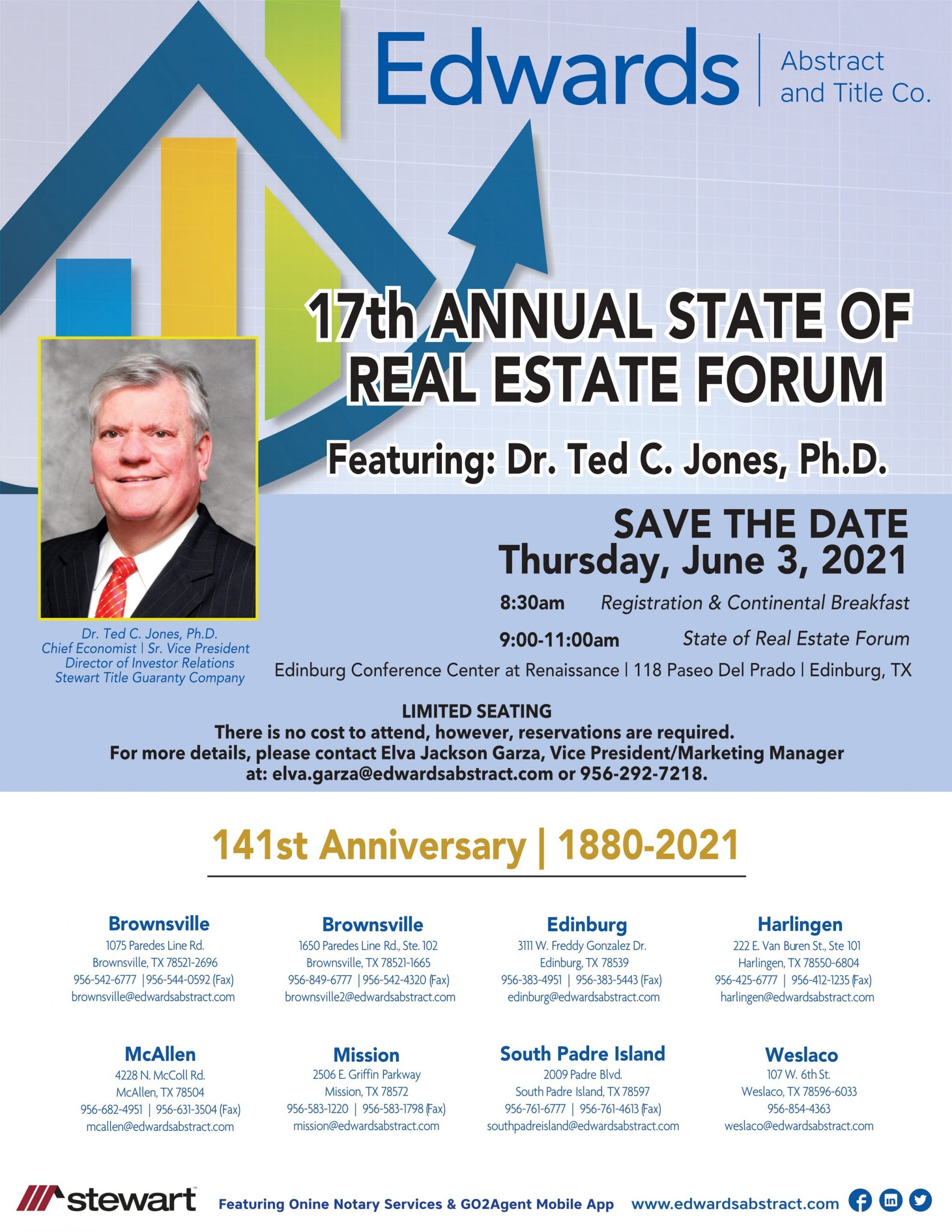 17th Annual State of Real Estate Forum
