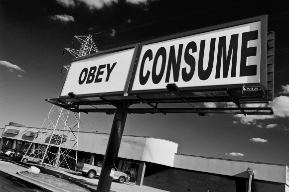 Obey/Consume