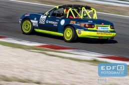 Wouter Sonderwal - Mazda MX5 - Mazda MaX5 Cup - DNRT Super Race Weekend - Circuit Park Zandvoort