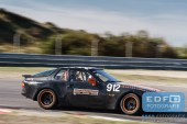 Paul Huyse - Emile Thonen - Porsche 944 - ADPCR - DNRT Super Race Weekend - Circuit Park Zandvoort