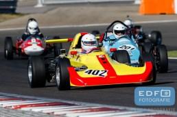 Siegfried Fischer - Lola T324 - Formel Vau - DNRT Super Race Weekend - Circuit Park Zandvoort