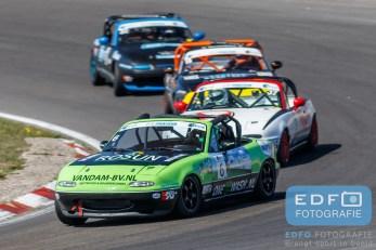 Marcel Dekker - Mazda MX5 - Mazda MaX5 Cup - DNRT Super Race Weekend - Circuit Park Zandvoort