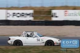 Andras Kiraly - Mazda MX5 - Mazda MaX5 Cup - DNRT Super Race Weekend - Circuit Park Zandvoort