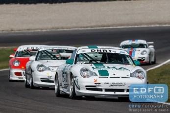 Hans van Spronsen - Porsche 996 GT3 Cup - ADPCR - DNRT Super Race Weekend - Circuit Park Zandvoort