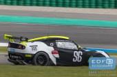 Carlijn Bergsma - Pieter de Jong - Van der Kooi Racing - Lotus Exige - Supercar Challenge - Gamma Racing Day TT-Circuit Assen