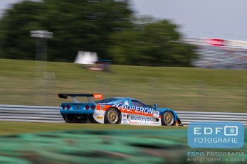 Berry van Elk - BlueBerry Racing - Mosler MT900R GT3 - Supercar Challenge - Gamma Racing Day TT-Circuit Assen