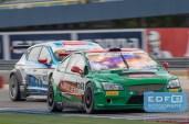 Kim Troeijen - AT Motorsport - Ford Focus Silhouette - Supercar Challenge - Gamma Racing Day TT-Circuit Assen