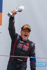 Podium - Henk Thuis - Supercar Challenge - Gamma Racing Day TT-Circuit Assen