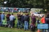 Gerben Brouwer - Niels Kroeze - Audi Coupe S2 - Unica Schutte ICT Hellendoorn Rally 2015