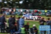 Ger Haverkate - Coen Roetgerink - BMW E30 M3 - Unica Schutte ICT Hellendoorn Rally 2015