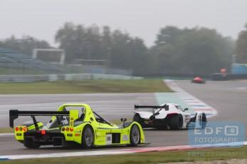 Dominik Dierkes - Hause Höschler - Radikal SR3 RS - DD-Compount - Formido Finale Races - TT-Circuit Assen - Supercar Challenge