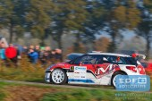 Bob de Jong - Kees Hagman - Citroen DS3 R5 - Conrad Twente Rally 2015