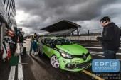 Mika Morien - Ronald Morien - Niels Langeveld - Renault Clio - Team Morien - DNRT WEK Zandvoort 500