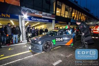 Michael Tischner - Matthias Tischner - Uli Becker - Peter Mamerow - BMW E46 - Tischner Motorsport - DNRT WEK Nieuwjaarsrace 2016 - Circuit Park Zandvoort
