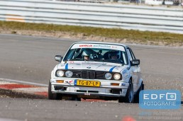 Dirk de Boer - Fred Roelfsema - BMW 325i E30 - Circuit Short Rally - Circuit Park Zandvoort