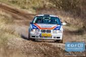 Marcel Vogelzang - Danny Hoekstra - BMW 325i E36 - Circuit Short Rally - Circuit Park Zandvoort