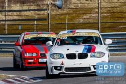Leon van Zuilekom - Ron Wijnakker - Peter Altevogt - Circuit Racing - BMW 123D - DNRT WEK Final 4 - Circuit Park Zandvoort